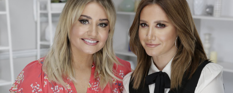 Ashley Tisdale on producing, making a brand and reinventing yourself
