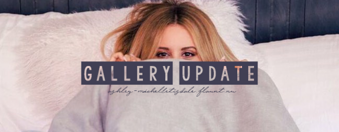 Gallery Update – Instagram & Photoshoots