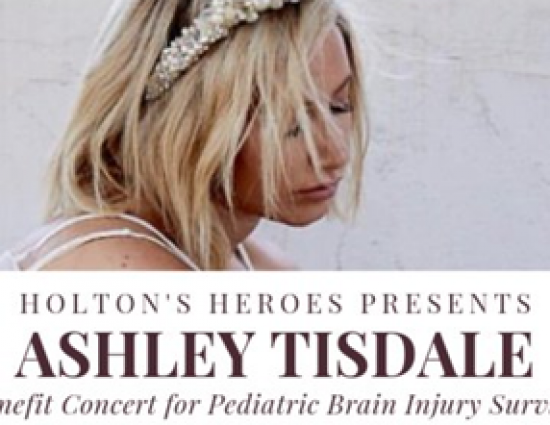 Holton's Heroes Benefit Concert Performance