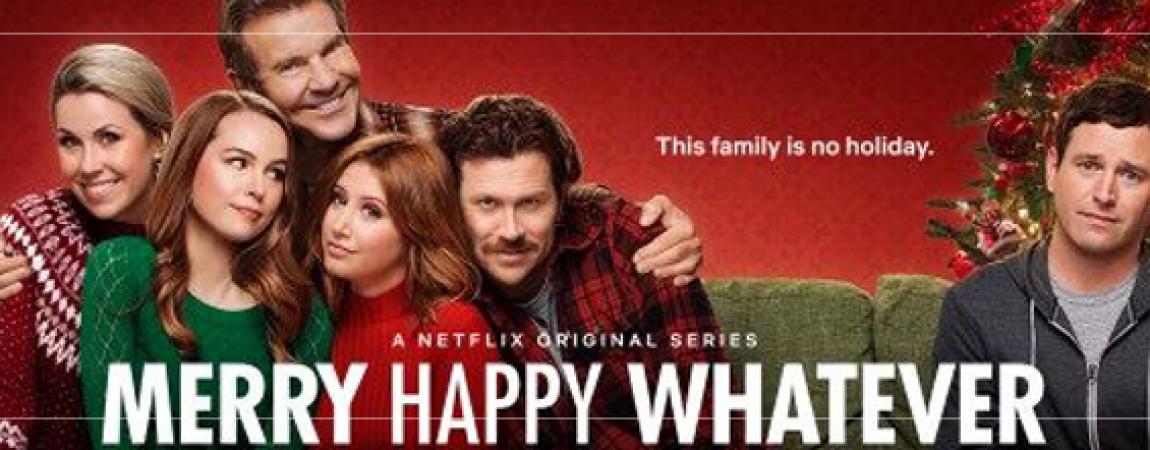 Merry Happy Whatever Teaser